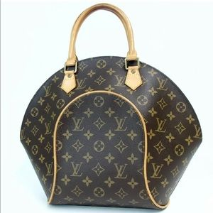 Louis Vuitton monogram Ellips MM